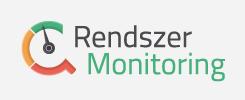 Rendszer Monitoring logo